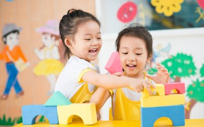 Why Play is so Important for Young Children